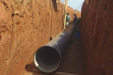 Irrigation Project - Illushin-Oria-Egah